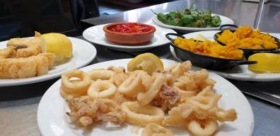 Taste Of The Mediterranean (C) Two Queens Travel Blog 2019
